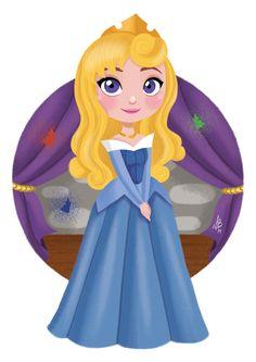 Aurora Blue Dress by Inehime on DeviantArt