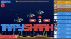 Tappy Shark auf Facebook veröffentlicht Shark, Facebook, Blog, Sharks