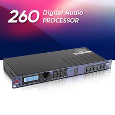 >> Click to Buy << Top quality!! 260 Digital Audio Processor Graphic Equalizer Signal Processor Stage Performances KTV Sound Equipment 110-220V #Affiliate