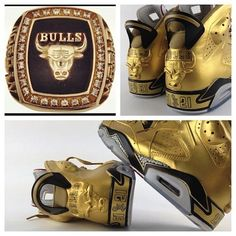 "Air Jordan 6 Champ"" Custom Gold Sneakers I needdddd! My j's collection only expanding ! Nike Free Run, Nike Free Shoes, Nike Shoes, Sneakers Nike, Cheap Jordan Shoes, Air Jordan Shoes, Cheap Shoes, Air Jordans, Cheap Jordans"