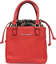 Franco Sarto Adele Crossbody Ruby/Leopard - via eBags.com!