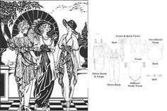 Afternoon Tea Dress pattern $19.95 #pattern #dress