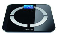 Báscula de baño - Medisana SL200 Connect Peso máximo 180kg, Análisis corporal, Bluetooth