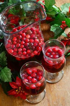 Cranberry Sangria - Will Cook For Smiles