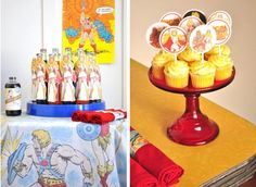 """Hostess with the Mostess® - He Man """"He's The Man"""" Birthday Party"""