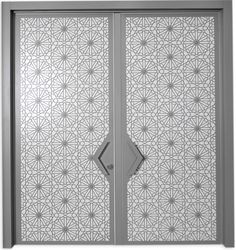 The conquering power of faraway cultures lead a new trend in interior design.  The Sahara door is influenced by Morrocco and the golden age of Islam - and inspires us to decorate spaces with exotic colors, texture and materials.  for more information: http://www.reshafimdoors.co.il/Entrance_doors