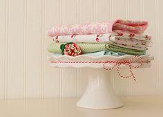 Fabric awaits me!
