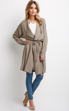 Trench coat-forever 21