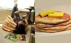 Pancake Beanbag!