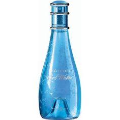 perfumes mujer, COOL WATER WOMAN DAVIDOFF