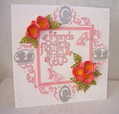 Another day, another card: If Friends were flowers