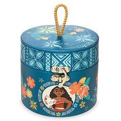 Moana Musical Jewelry Box