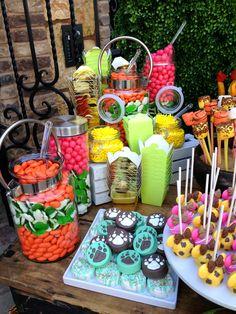 Safari Candy Station | Baby Bea's Bakeshop