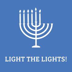 #hanukkah #chanukkah #menorah #8nights8lights #breakingmatzo
