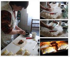 Empanadas with Pino Filling recipe | whats4eats