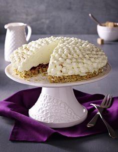 Unser beliebtes Rezept für Schneeball-Torte und mehr als 55.000 weitere kostenlose Rezepte auf LECKER.de.