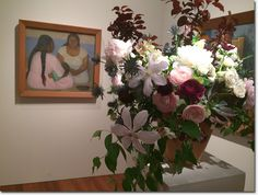 This week: Floral with an artistic flair at de Young's Bouquets to Art 2015 exhibition   Richmond District Blog
