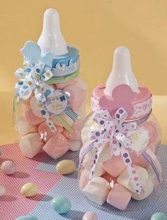 Ideas de Recuerdos para un Baby Shower