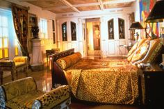 Versace Miami, Versace Mansion, Mansions, Bed, Furniture, Home Decor, Decoration Home, Manor Houses, Stream Bed