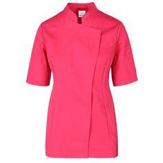 Bluza  kucharska damska. Chef Jackets, Dresses For Work, Fashion, Moda, Fashion Styles, Fashion Illustrations