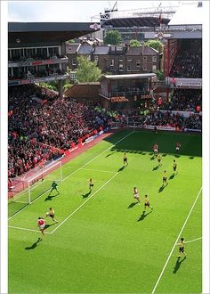 Inch Print (other products available) - Arsenal Liverpool. - Image supplied by Arsenal Football Club - Inch Photograph printed in the UK Arsenal Fc, Arsenal Stadium, Arsenal Football, Soccer Stadium, Football Stadiums, College Basketball, Football Fans, Soccer Skills, Soccer Tips