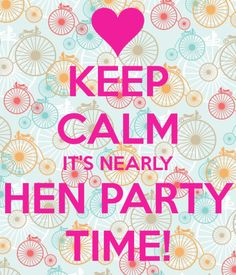 How to agree on a date for your hen party! #henparty #partyplanning #oohluckyhen