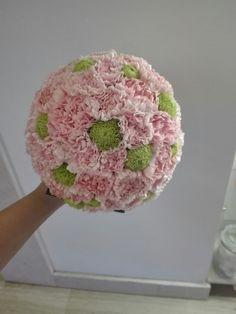 Bouquet con garofani