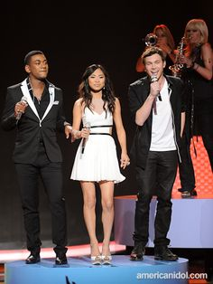 The final 3 on 5/17/2012 before the elimination announcement.