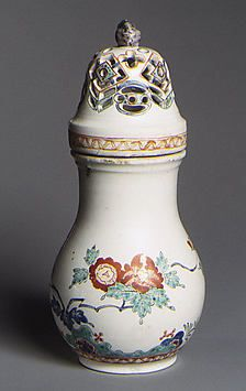 Chantilly (French) Date: ca. 1735–40 Medium: Soft-paste porcelain  Collection | The Metropolitan Museum of Art