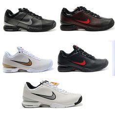 #Nike Zoom Roger #Federer Genunie leather #Tennis shoes