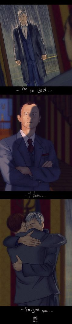 Mycroft and Greg - can't find the artist, but google chrome says it's somewhere here: http://cytqg.beon.ru/tag/%C0%F0%F2/10.html