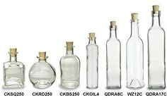 Specialty Bottle - Corked Glass Bottles~T~ A great place to get bottles if you are making homemade vanilla etc for the holidays. Specialty Bottle.com.