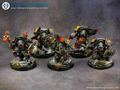 Your Miniature Painting Service Warhammer 40k Space Wolves, Wolf Painting, Warhammer 40k Miniatures, Painting Services, Angel Of Death, Space Marine, Sketches, Crusaders, Marines