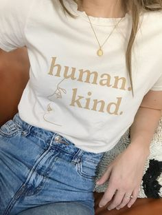 Human Kind Women's Tee – Archer the Label