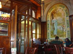 Cafes in Istanbul Istanbul, Cafe House, Blue Mosque, Cafe Shop, Marquise, Ottoman Empire, Fair Grounds, Marvel, History