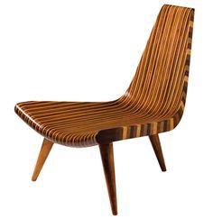 Joaquim Tenreiro - Three Feet Chair