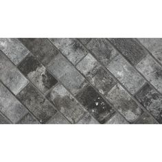 London Charcoal 30,5x61,5 porcelanico