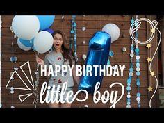 Детский день рождения: ИДЕИ, подготовка, VLOG - YouTube