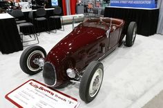 1927 Ford Roadster - Track T