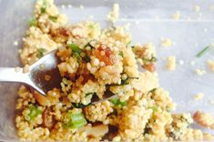 FOODIE: Quinoa Lunch
