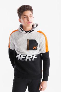 Nerf - sweatshirt comfy fashion great prices C A Boys Hoodies, Mens Sweatshirts, Nerf, Kid Styles, Boy Fashion, Shirt Designs, T Shirts For Women, Audiophile Speakers, Swat