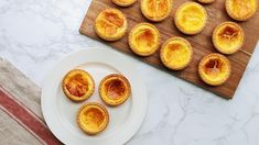 Bake Cheese Tart, Cheese Tarts, Baked Cheese, Homemade Cake Recipes, Tart Recipes, Sweets Recipes, Easy To Make Desserts, Delicious Desserts, Japanese Cheese Tart