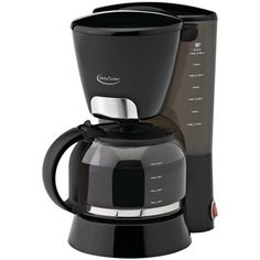 With Love Home Decor - Betty Crocker Coffee Maker (8-Cup), $28.95 (http://www.withlovehomedecor.com/products/betty-crocker-coffee-maker-8-cup.html)