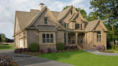 Eplans European House Plan - Old World Refinement - 3162 Square Feet and 5 Bedrooms from Eplans - House Plan Code HWEPL69204 MASTER ON FIRST FLOOR COOL CEILINGS IN KITCHEN, DINETTE