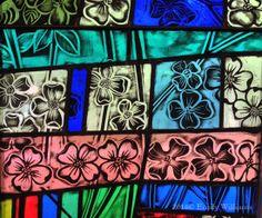 Callaway Gardens Memorial Chapel, Stained Glass Windows