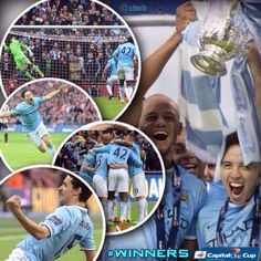 City 3 Sunderland 1 match pics Capital One Cup Final 2014 #mcfc #manchester #city
