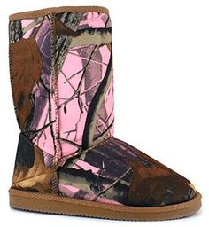 Oak Club® Camo Boot available at SHOE DEPT. ENCORE  camo  pinkcamo   579bcbe17