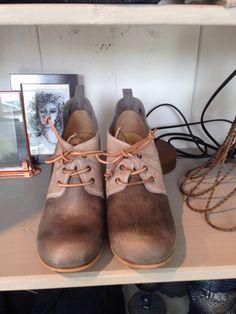 Grotesque shoes