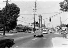Bardstown Road and Eastern Parkway, Louisville, KY, 1977 Highlands Louisville, Louisville Kentucky, Old Pictures, Old Photos, My Old Kentucky Home, Where The Heart Is, Historical Photos, Castle, Street View
