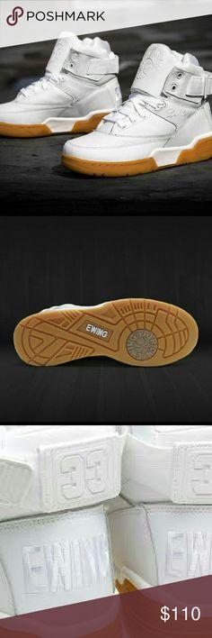Patrick Ewing Sonics Shoes